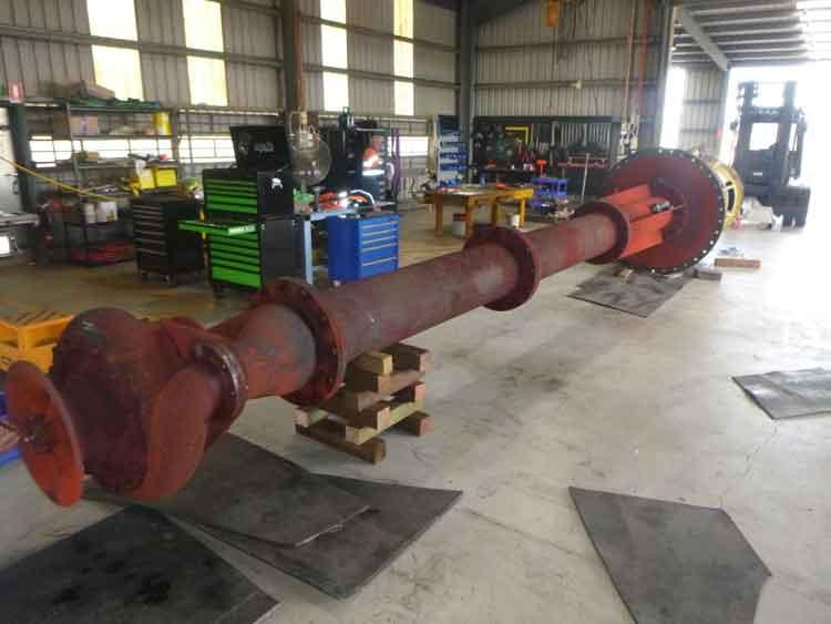 Turbine Repair and Servicing Gladstone