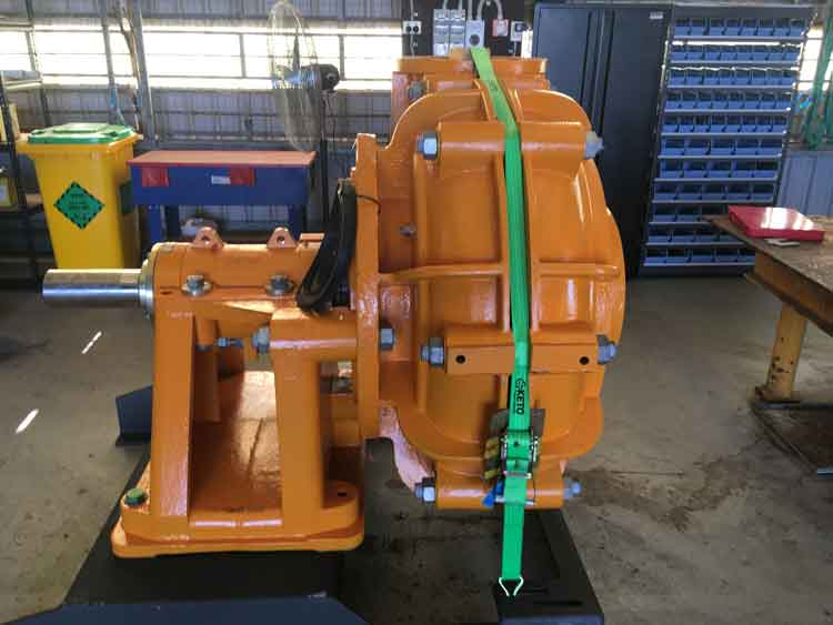Gladstone Rotating Equipment Servicing and Repair