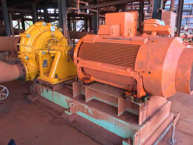 Gladstone Submersible Pump Overhaul