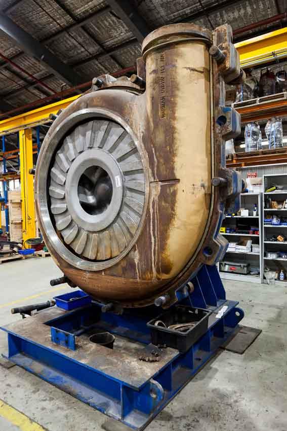 Sydney Turbomachinery Repairs
