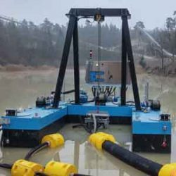 FITT Resources Dragflow DRP120 Radio Controlled Dredge