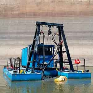 Dragflow DRH85-160 Cable Dredge FITT Resources
