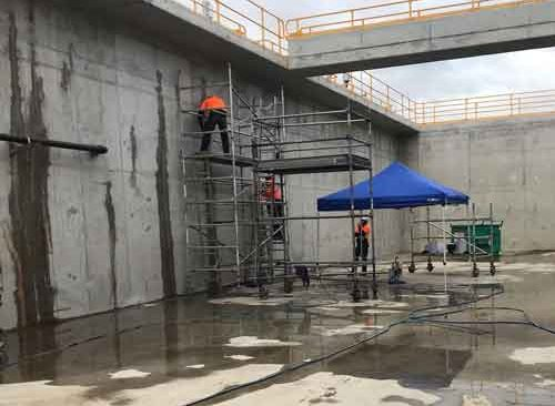 Wastewater Plant Repairs NSW