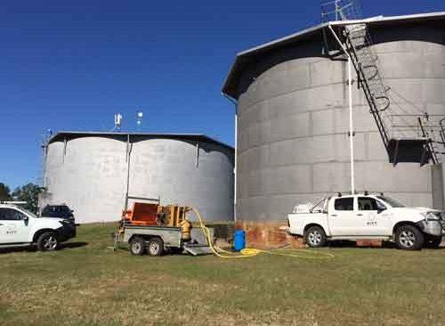 Water Tank Repairs Sydney