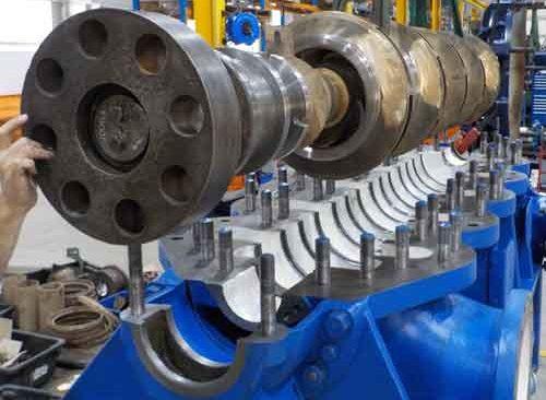 Sydney Water Treatment Works Pump Repair